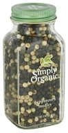 Simply Organic - Peppercorn Medley - 2.93 oz. (089836180407)