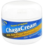 North American Herb & Spice - Power of Nature ChagaCream Skin Rejuvenator - 2 oz. by North American Herb & Spice