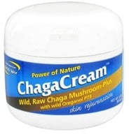 North American Herb & Spice - Power of Nature ChagaCream Skin Rejuvenator - 2 oz.