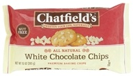 Chatfield's - White Chocolate Chips - 10 oz.