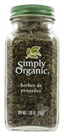 Simply Organic - Herbes de Provence - 1 oz., from category: Health Foods