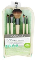 Image of Eco Tools - Six Piece Day-To-Night Cosmetic Brush Set