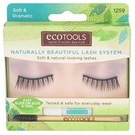 Eco Tools - Naturally Beautiful False Lashes Soft & Dramatic - 1 Set(s) - $4.49