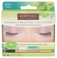 Eco Tools - Naturally Beautiful False Lashes Barely There - 1 Set(s) by Eco Tools