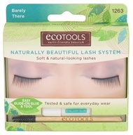 Eco Tools - Naturally Beautiful False Lashes Barely There - 1 Set(s) - $4.49