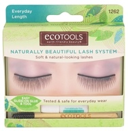 Eco Tools - Naturally Beautiful False Lashes Everyday Length - 1 Set(s) by Eco Tools