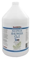 Nutribiotic - Super Shower Gel Non-Soap Shampoo With GSE Fragrance Free - 1 Gallon - $47.99