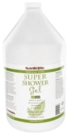 Nutribiotic - Super Shower Gel Non-Soap Shampoo with GSE Vanilla Chai Scent - 1 Gallon (728177010423)