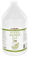 Nutribiotic - Super Shower Gel Non-Soap Shampoo with GSE Vanilla Chai Scent - 1 Gallon