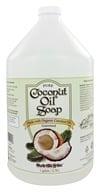 Nutribiotic - Pure Coconut Oil Soap Unscented - 1 Gallon (728177015060)