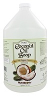 Nutribiotic - Pure Coconut Oil Soap Unscented - 1 Gallon by Nutribiotic