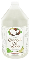 Nutribiotic - Pure Coconut Oil Soap Peppermint & Bergamot - 1 Gallon