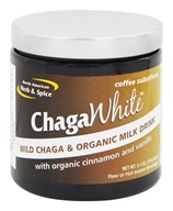 Image of North American Herb & Spice - ChagaWhite Coffee Substitute - 5.1 oz.