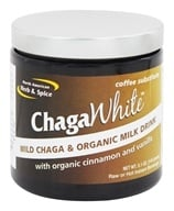 North American Herb & Spice - ChagaWhite Coffee Substitute - 5.1 oz. by North American Herb & Spice