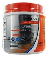 Twinlab - Clean Series Pre-Workout Activator Natural Citrus - 1 lb. by Twinlab
