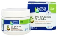 Earth's Care - Dry & Cracked Skin Balm - 2.5 oz.