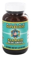 Klamath - Wild Nutrient Dense Algae Superfood - 130 Tablet(s) (735749400049)