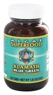 Klamath - Wild Nutrient Dense Algae Superfood - 130 Tablet(s) by Klamath