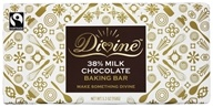 Divine - 38% Milk Chocolate Baking Bar - 5.3 oz. by Divine