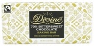 Divine - 70% Bittersweet Chocolate Baking Bar - 5.3 oz., from category: Health Foods