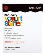 Image of Belle+ Bella - Yogurt Starter 4 x 5g Packets