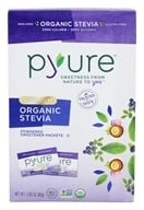 Pyure - Organic Stevia Sweetener - 80 Packet(s) by Pyure