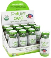 Image of Pyure - O.E.O. Organic Energy Shots Mixed Berry - 2 oz.