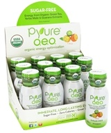 Pyure - O.E.O. Organic Energy Shots Citrus - 2 oz. by Pyure