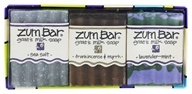 Image of Indigo Wild - Zum Bar Goat's Milk Soap Best Sellers Gift Pack - 3 x 3 oz. Bars