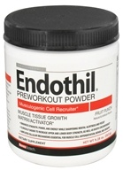 Novex Biotech - Endothil Preworkout Powder Musculogenic Cell Recruiter Fruit Punch - 263 Grams
