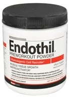 Novex Biotech - Endothil Preworkout Powder Musculogenic Cell Recruiter Fruit Punch - 263 Grams (856528001315)