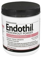 Novex Biotech - Endothil Preworkout Powder Musculogenic Cell Recruiter Pink Lemonade - 263 Grams