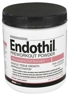 Novex Biotech - Endothil Preworkout Powder Musculogenic Cell Recruiter Pink Lemonade - 263 Grams - $32.99