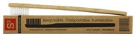 Smile Squared - Bamboo Toothbrush with Soft Bristles Adult