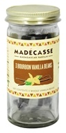 Image of Madecasse - Madagascar Bourbon Vanilla Beans - 3 Whole Beans
