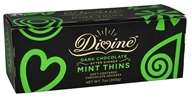 Divine - Dark Chocolate Mint Thins Mint - 7 oz.