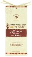 Madecasse - Chocolate Bar 75% Cocoa - 2.64 oz.