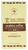 Madecasse - Chocolate Bar Mini Arabica Coffee 44% Cocoa - 0.88 oz. (898575001597)