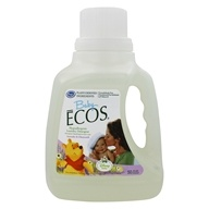 Earth Friendly - Baby Ecos Hypoallergenic Laundry Detergent Lavender & Chamomile - 50 oz.
