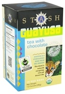 Stash Tea - Guayusa with Chocolate - 18 Tea Bags (077652083064)