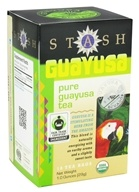 Stash Tea - Pure Guayusa - 18 Tea Bags (077652083019)