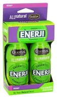 Celestial Seasonings - Green Tea Enerji Shot Berry - 5 oz. (070734523861)
