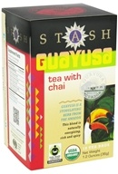Stash Tea - Guayusa with Chai - 18 Tea Bags (077652083347)