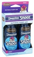 Image of Celestial Seasonings - Sleepytime Snooz Natural Sleep Aid Berry - 5 oz.