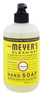 Image of Mrs. Meyer's - Clean Day Liquid Hand Soap Sunflower - 12.5 oz.