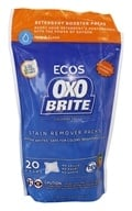Earth Friendly - Oxo Brite Oxygen & Enzyme Laundry Booster Pods - 20 Pouches, from category: Housewares & Cleaning Aids
