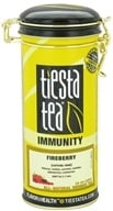 Tiesta Tea - Immunity Rooibos Tea Fireberry - 4 oz. (608866396420)