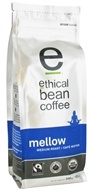 Ethical Bean Coffee - Organic Medium Roast Whole Bean Mellow - 12 oz. (841631826047)