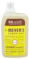 Image of Mrs. Meyer's - Clean Day Laundry Detergent Sunflower - 34 oz.