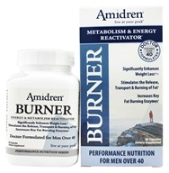 Sera-Pharma - Amidren Burner Energy & Metabolism Reactivator - 60 Capsules, from category: Sports Nutrition